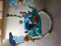 Disney Bright Starts Finding Nemo Activities Entertainer