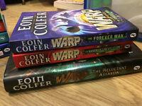 Warp book series trilogy