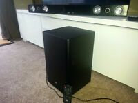 Soundbar JVC + Bluetooth Subwoofer