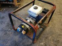 Generator 3.2kva 240v 110v