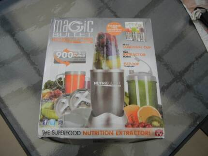 NUTRIBULLET 900 PRO. BRAND NEW.  GET IN SHAPE FOR SUMMER St Morris Norwood Area Preview