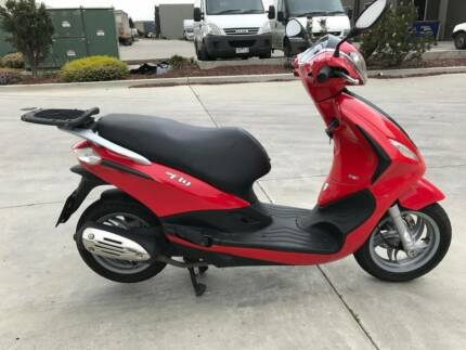 PIAGGIO FLY 150 03/2013 MODEL 10729KMS PROJECT READ ADD MAKE OFFR