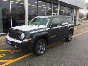 2015 Jeep Patriot High Altitude Sunroof 4x4