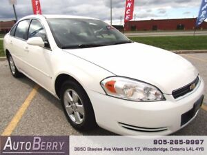 2007 Chevrolet Impala LS *** CERTIFIED ** ONE OWNER ***
