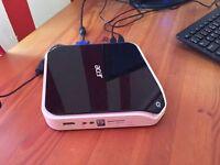 Acer Aspire Revo - Windows 7 - 2Gb Ram - 160Gb Storage