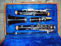 Lark clarinet