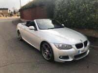 3 Series 2011 (61) BMW 320D M-Sport Convertible