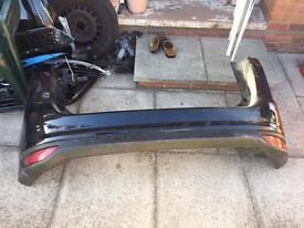 Ford grand c max complete rear bumper