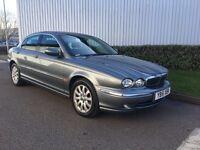Jaguar X-Type 2.5 V6 (AWD) 4dr AUTOMATIC DRIVES EXCELLENT