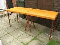 Massage Table Folding