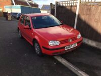 GOLF MK4 IMMACULATE CONDITION 67K MILES COME VIEW YOURSELF !!