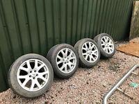 "Range Rover Sport 19"" Wheels & Tyres"