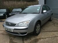 FORD MONDEO 1.8 PETROL 2004 5 DOOR