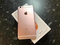 Apple iPhone 6s Plus Rose Gold 16GB