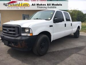 2004 Ford F-350 XL AS IS. LONG BOX!