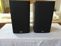 Bowers & Wilkins (B&M) DM601 speakers
