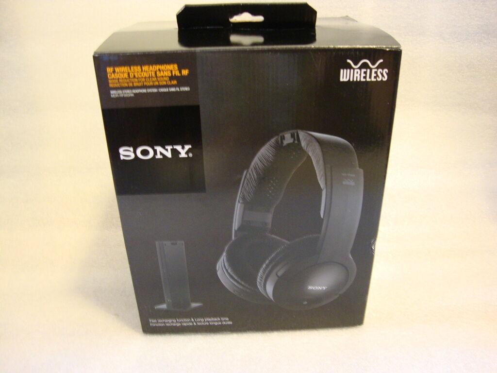 Sony MDR-RF985RK  FM Head....<br>