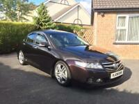 2006 Honda Accord 2.2 rare brown colour