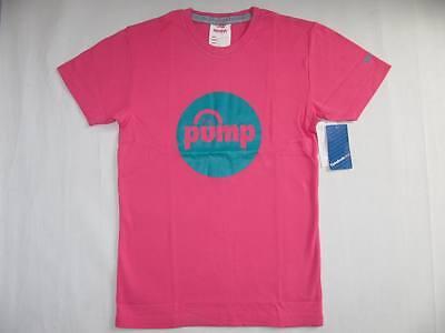 Classic Logo Tee Herren (Reebok Herren Classic T-Shirt S M L XL The Pump Logo Tee K13184 neu)