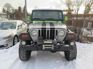 2001 Jeep Wrangler Cambridge Kitchener Area image 2