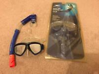 Snorkelling set