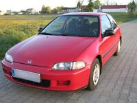 WANTED!! Any HONDA Crx, vtec, Civic VTI, lsi, esi, Accord Type R Integra S2000 logo