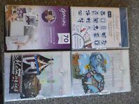 Cutting craftorium x2 usb, Tattered lace usb , crafting , scrap book