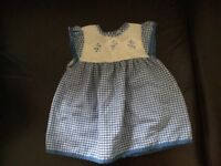 Baby clothes (girl) for sale very good condition