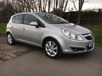 VAUXHALL CORSA 1.2 /1.4 SE 5 DOOR HATCHBACK TOP MODEL!! 2010 10 REG LOW MILEAGE EXAMPLE