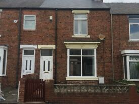 A fantastic three bedroom home in Alexandra Street Shildon . Low Fees ! Call Now !