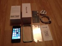 iphone 4s, 16GB, black, on EE, very good cosmetically, very good working order