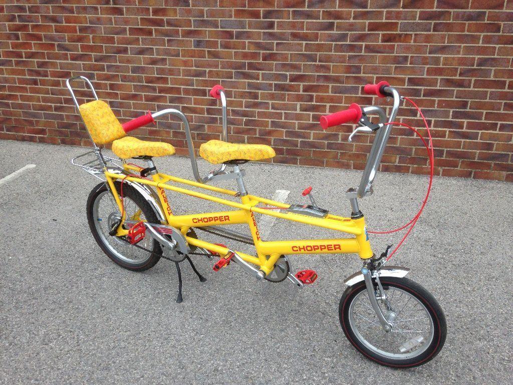 Raleigh Chopper Tandem Special In Wigginton North