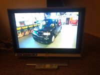 """26"""" JVC Built in Freeview lcd Tv"""