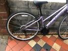 "Apollo haze ladies hybrid bike 18 gears 14"" frame 28"" alloy wheels"