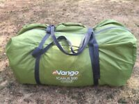 CAMPING GEAR BUNDLE - including 5 man tent, 2x air mattresses and cooking equipment