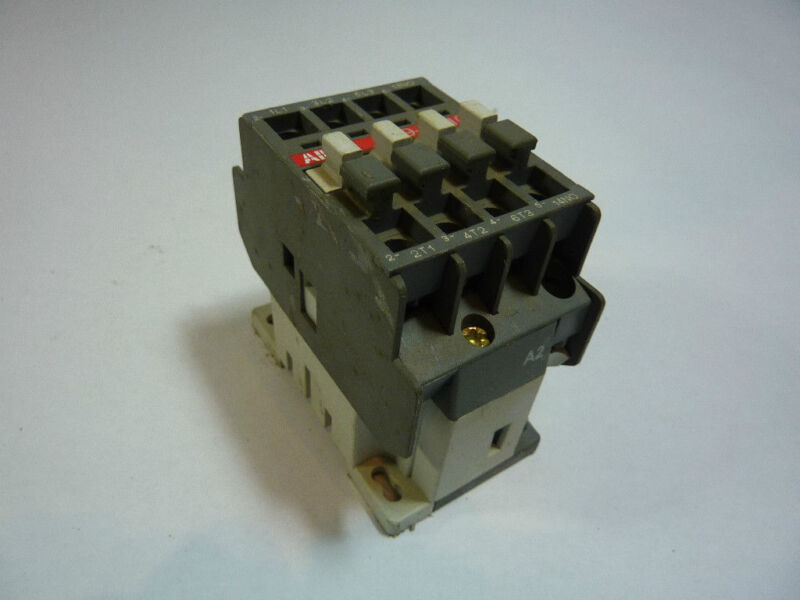 Asea Brown Boveri A9-30-10 Contactor 24V RC5-1/50 USED