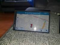"Garmin 7"" big screen"
