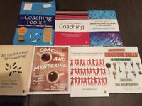 Mentoring and Coaching Reference Books x7