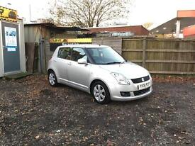 SUZUKI SWIFT 1.5 GLX, IDEAL FIRST CAR. SERVICE HISTORY AND MOT
