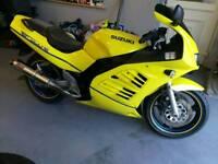 1996 Suzuki rf