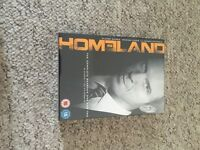 Series one and two of Homeland ( still remains in packaging!)