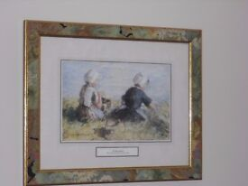 There are 4 Prints and Paintings by Robert Gemmell Hutchison (1855-1936)