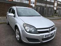 2007 Vauxhall Astra 1.6 Petrol, Full Service History, 57000 Mileage Excellent runner £1650