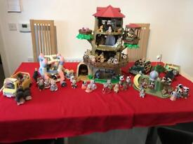 Sylvainian families lot MUST SELL