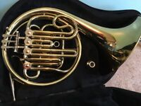 B&H 400 Compensating French Horn