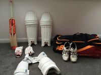 NEW BALANCE CRICKET EQUIPMENT