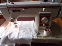 new home electric sewing machine model 539