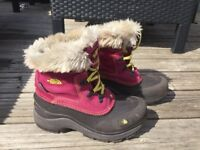 North Face Snow Boots UK3