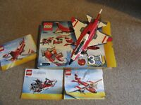 Lego 5892 Sonic Boom 3 in 1