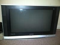 "samsung 1080i 32"" crt (old style) tv hd ready"